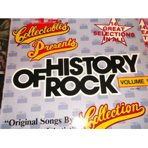 Lote History Of Rock And Roll 10 Lps Importado
