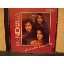 Pandora Cd Locas Por La Musica? 1990 Sin Serie