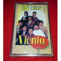 Grupo Viento Y Sol, 15 Hits, Disa, Serie Cristal.