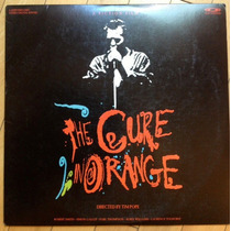 Laserdisc The Cure In Orange Robert Smith Simon Gallup Boris