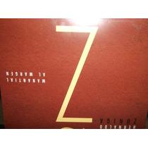 Hernaldo Zuñiga Manantial Al Margen Cd+dvd Nuevo