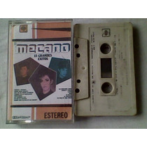 Audio Cassette Mecano 15 Grandes Exitos