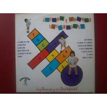 Juegos Y Rondas Infantiles L.p. Vinilo