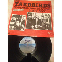 The Yardbirds Featuring: Eric Clapton Y Jeff Beck