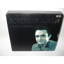 Johnny Cash - A Boy Named Sue Doble Cd