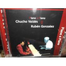 Chucho Valdez Ruben Gonzalez Piano A Piano Cd Sellado