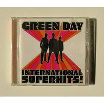 Green Day International Super Hits! Cd Mexicano 2001
