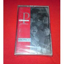 Grupo Bronco, Serie Platino, 20 Exitos, Sonido Dolby.
