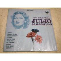 Disco Lp Julio Jaramillo - Por Siempre Julio Jaramillo -