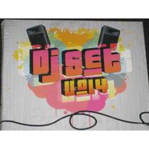* D J Set Vol.4 * Compilación Sony Music