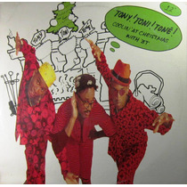 Tony Toni Tone - Coolin At Christmas With 3t Single Lp Imp