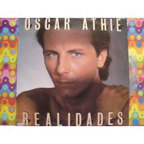 Oscar Athie Lp Realidades Incluye Celofan