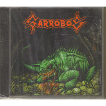 Garrobos - Garrobos ( Punk Hardcore Mexicano) Cd Rock