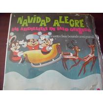 Lp Las Ardillitas De Lalo, Navidad Alegre, Envio Gratis