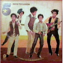 The Jackson Five Lp Maybe Tomorrow 1971 Importado Usa
