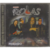 Rock´n Rolas - Perdido ( Banda Rock Urbano Mexicano) Cd Rock