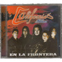 California Blues - En La Frontera ( Rock Urbano Mexicano) Cd