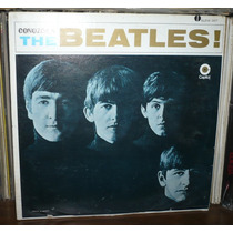 The Beatles Lp Conozca A Los... Sello Verde