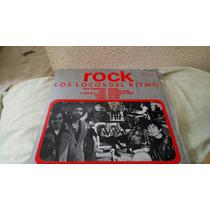 Disco Lp Vinyl Vinilo Rock Los Locos Del Ritmo