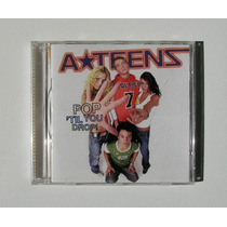A Teens Pop Til You Drop Cd Edicion Mexicana 2002