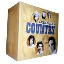 He Golden Age Of Country [time-life] [box] By Various Artist
