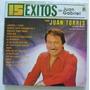 Juan Torres / 15 Exitos De Juan Gabriel 1 Disco Lp Vinilo