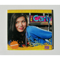 Icarly Music From Tv Show Cd Edicion Mexicana 2008
