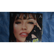 Cd Single/promo De Thalia: Tu Y Yo 2002 97.7 Fm