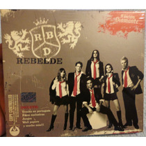 Rbd Rebelde Edicion Diamante Fan Cd Nuevo Sellado Thalia