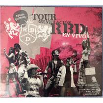 Rbd Tour Generacion Rbd Edicion Diamante Fan Thalia