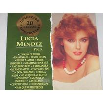 Cd Lucia Mendez Muy Raro