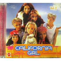 Barbie - California Girl Vol. 2 Importado De Hong Kong