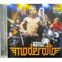 Moderatto - Detector De Metal