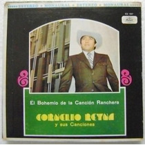 Cornelio Reyna Y Sus Canciones 1 Disco Lp Vinil