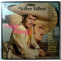 Vicente Fernandez Volver Volver Lp Triple Nuevo Sellado Op4