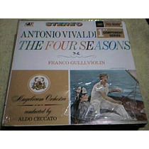 Disco Lp Antonio Vivaldi - The Four Seasons - Violin Solist