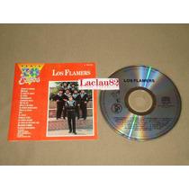 Los Flamers La Serie De Los 20 Exitos 1991 Rca Cd