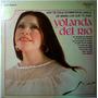 Yolanda Del Rio Lp Ranchero Importado Muy Raro Op4