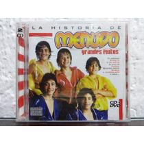 Cd Disco Compacto Dvd La Historia De Menudo Grandes Éxitos