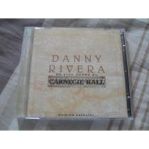 Danny Rivera En Vivo En El Carnegie Hall ( Ed. Especial )