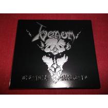 Venom - Black Metal Bonus Tracks Cd Imp 2002 Mdisk