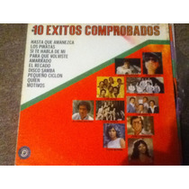 10 Exitos Comprobados Lp Acetato