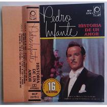 Pedro Infante Historia De Un Amor Cassette Raro Peerless 85