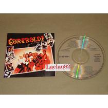 Garibaldi Que Te La Pongo 1991 Columbia Cd Rojo