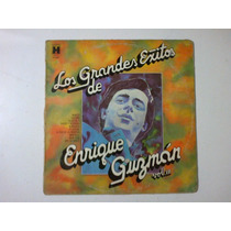 Lp Los Grandes Exitos De Enrique Guzman Vol Iii Pm0