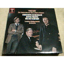 Disco Lp Mozart - Conciertos Dos Y Tres Pianos Y Orq. Import