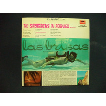The Spotnicks En Acapulco 1967 Lp Rock Instrumental Mexico