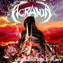 Acrania - Unbreakable Fury - Cd Experimental Death Metal Mex