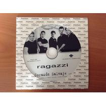 Ragazzi Corazón Salvaje Cd Promo