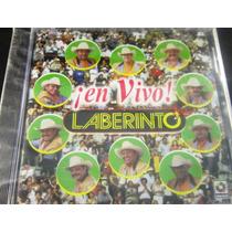 Laberinto - Laberinto ¡en Vivo! - Nuevo Cerrado